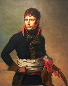 Наполеон Бонапарт в перчатках