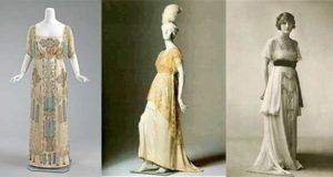 История платья