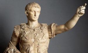 Скульптура Августа Октавиана