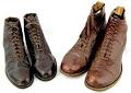 История ботинок