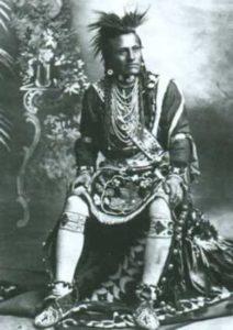 История мокасин