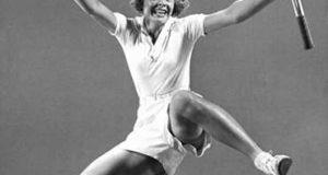 Теннисистка Элис Марбл