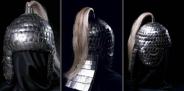 История шлема