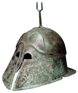 Коринфские шлемы