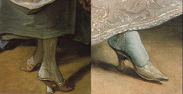 История туфель мюли