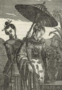 История зонта