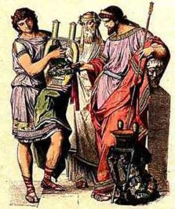 Греческие накидки