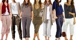 стили в одежде