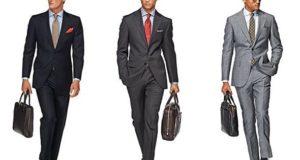 Дресс-код «деловой костюм»