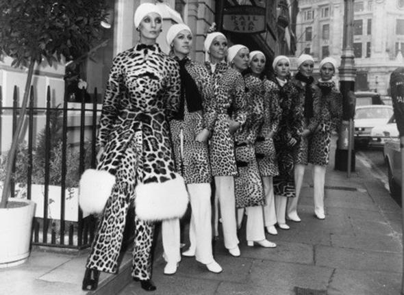 История леопардового принта