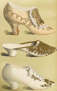 История туфель