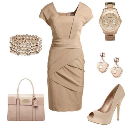 Женские вечерние платья аксессуары